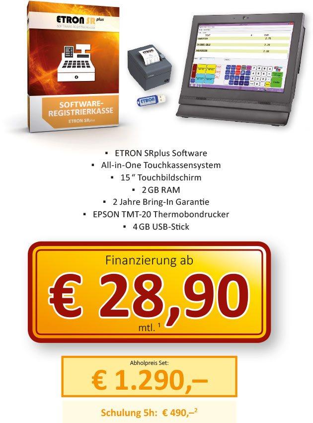 ETRON_SRplus-Software-Registrierkasse-Touchbildschirm1